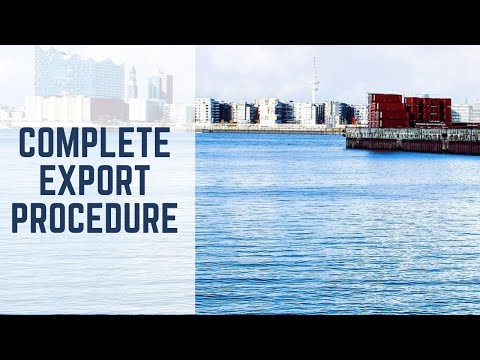 S.# 71 Complete Export Procedure in URDU / HINDI