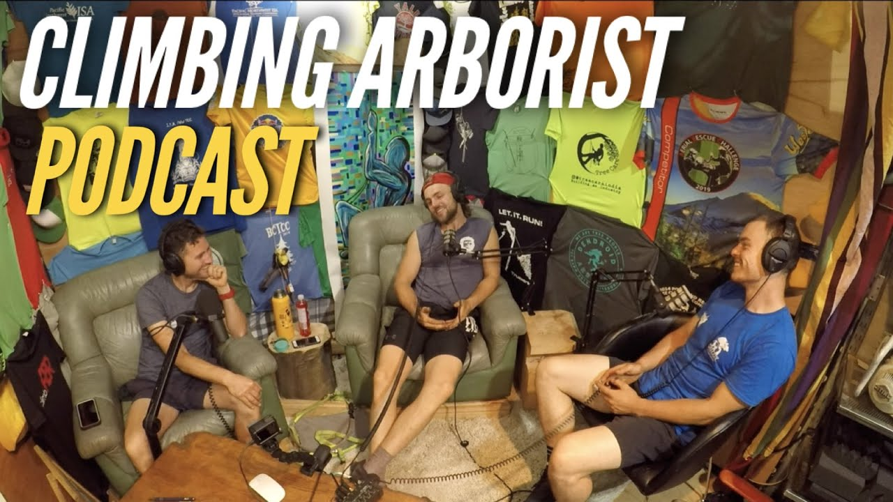 Discussing the Sketchy Cottonwood, Conor's biggest removal to date, Tom's evolution as an arborist..
