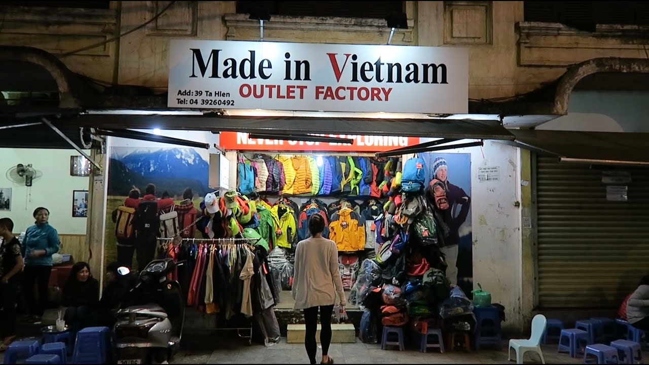 comprar north face en vietnam 2017