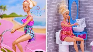 Barbie like It's 1999 with These Awesome Doll Hacks! DIY Crafts and Life Hacks by Blossom