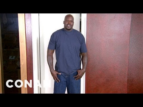 Shaq Week: Thrilling Nicknames Edition - CONAN on TBS