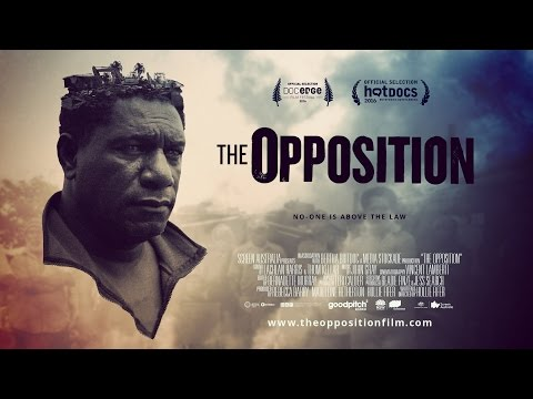 The Opposition trailer. Papua New Guinea. (2016)