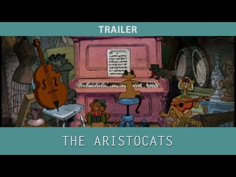 The AristoCats (1970) Trailer - YouTube