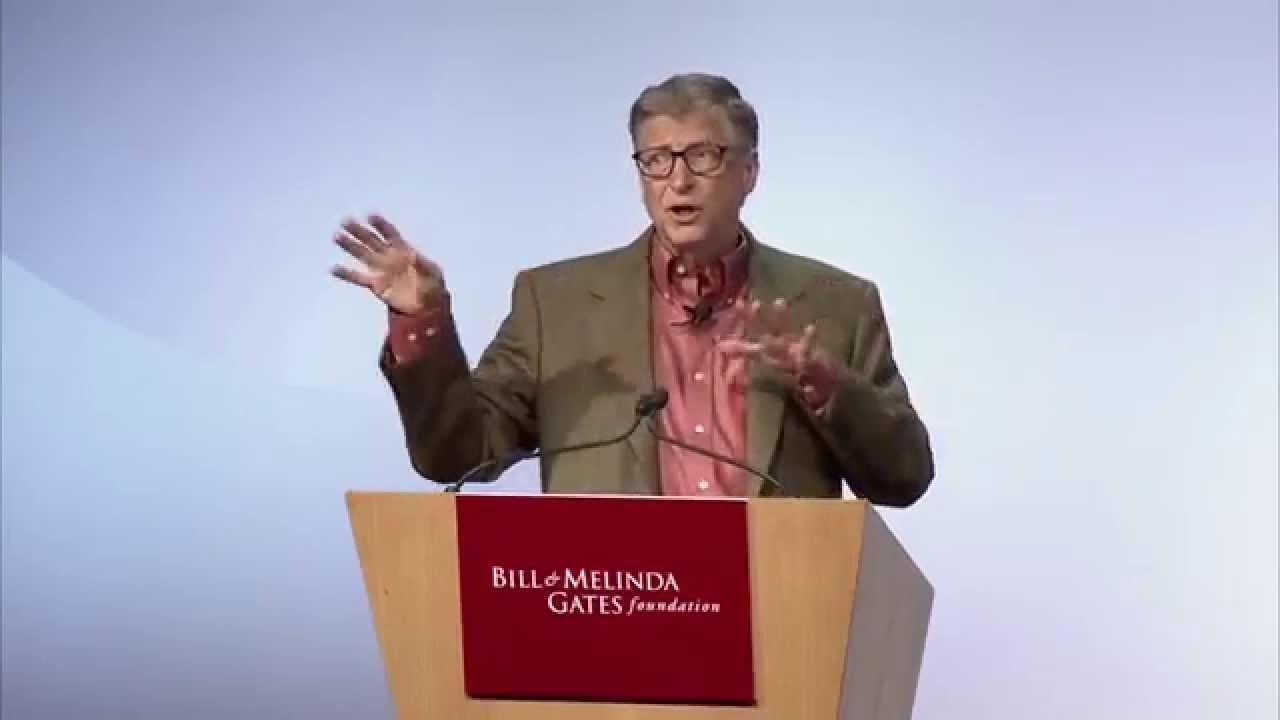 U S  Education Learning Forum - Bill Gates Keynote