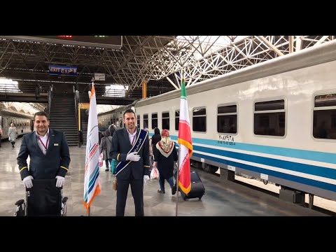 Iran Travel Experience  April/May 2018 by mainly using trains in Iran
