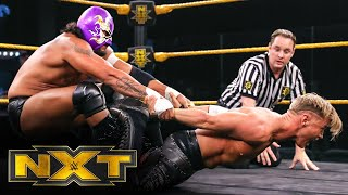 El Hijo del Fantasma vs. Drake Maverick - NXT Cruiserweight Title Match: WWE NXT, June 3, 2020