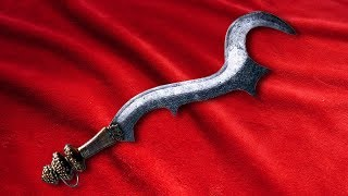 Most TERRIFYING Swords In History!
