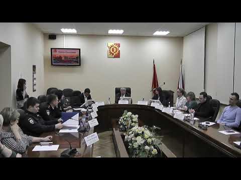 Встреча главы управы района Солнцево с населением 15 01 2020 ч  2