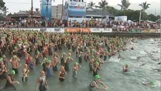 2008 Ironman World Championship in Kona - sights and sounds