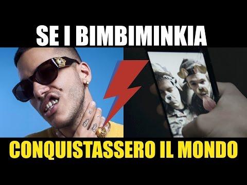 SE I BIMBIMINKIA CONQUISTASSERO IL MONDO - iPantellas