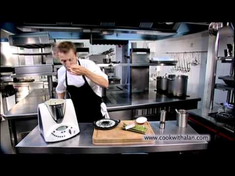 Cooking chef lachs und hollandaise doovi for Cooking chef vs thermomix
