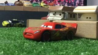 Cars choque de la copa pistón-tueycarsunboxings