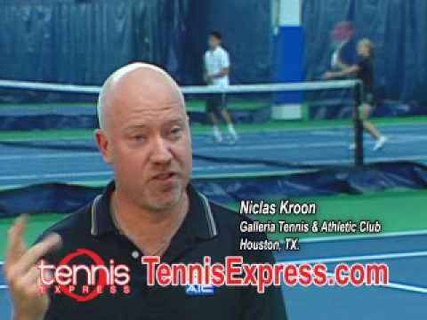 Tennis Express Commercial Niclas Kroon Youtube