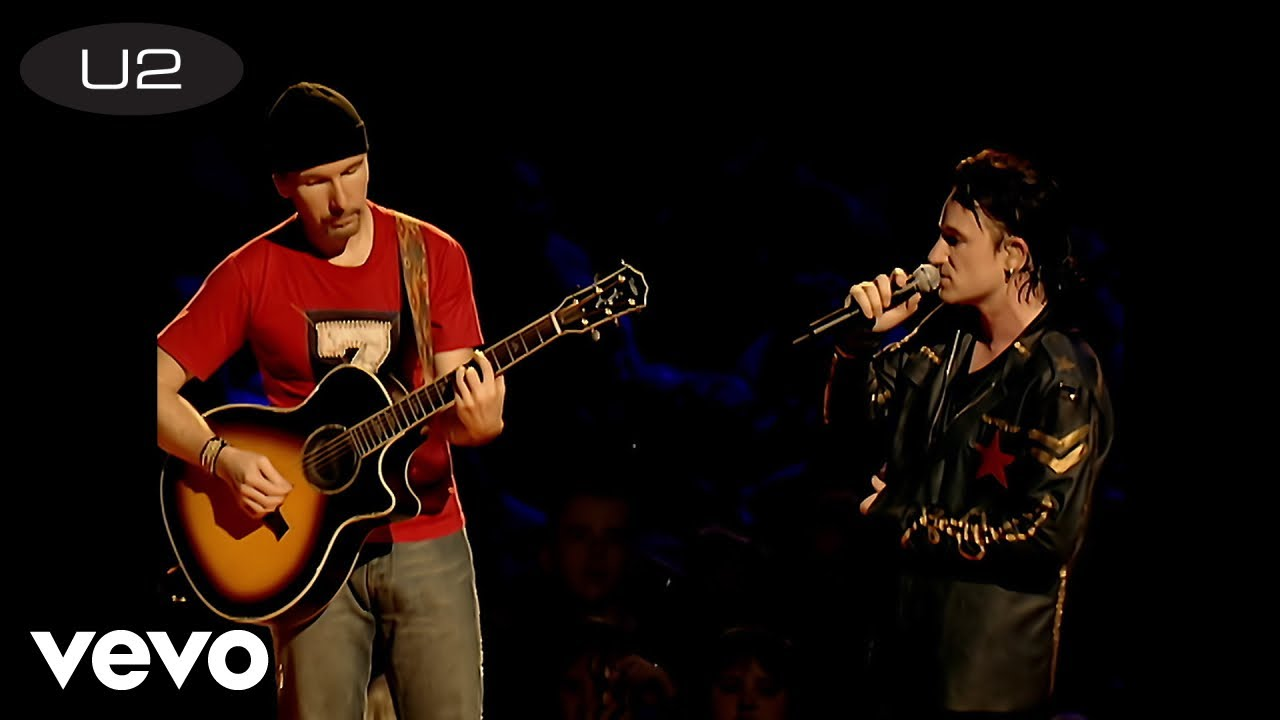 Download U2 - Stay (Faraway, So Close!) (Live From The FleetCenter, Boston, MA, USA / 2001)