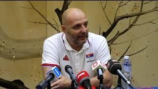 Đorđević: Spremali smo se za obe reprezentacije, mnogo više za Francuze   SPORT KLUB Košarka