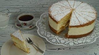 Orjinal Alman Pastasi Tarifi (Käse-Sahne-Torte)