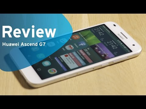 Huawei Ascend G7 review (Dutch)