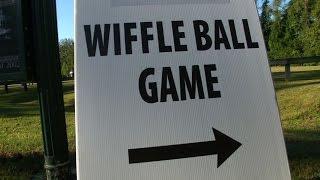 PGA TOUR wives vs. husbands @ McGladrey