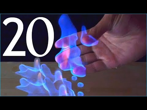 Thumbnail: 20 Amazing Science Experiments and Optical Illusions! Compilation