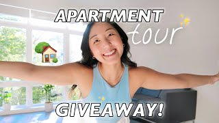 MY NEW HOME TOUR 🏡 & Giveaway!