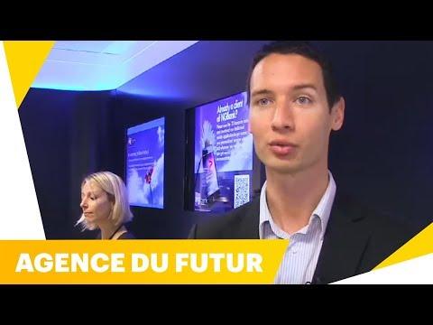 L'agence du futur : numérique et centrée sur le client