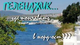 ГЕЛЕНДЖИК... Солнечный Норд-Ост...Где поплавать?... 11 августа 2018...