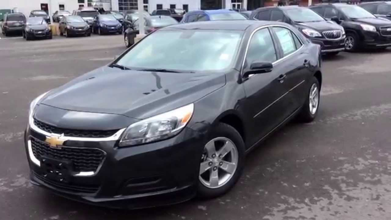 New 2014 Chevrolet Malibu Ls Review 140530