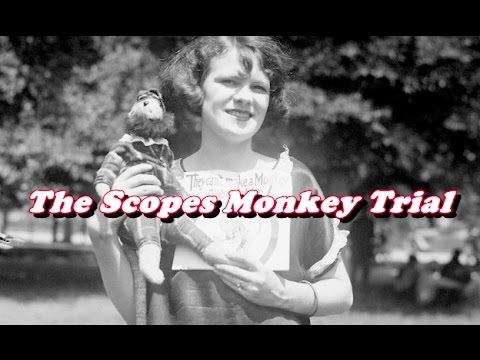 History Brief: The Scopes Trial