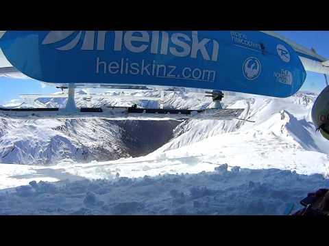 New Zealand - Haka Tours, Harris Mountains Heliski & Southern Lakes Heliski -  2015.08.23 - 09.05