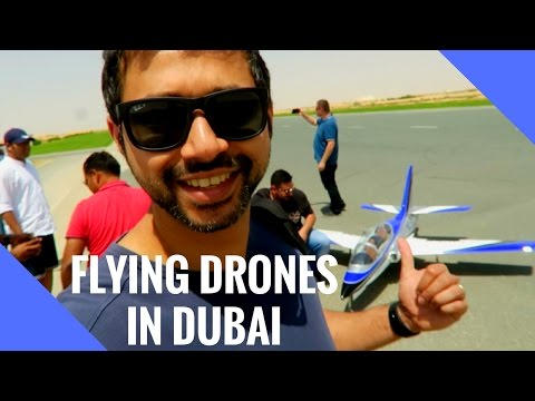 Flying Drones in Dubai - Everything you need to know