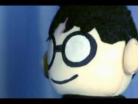 Potter Puppet Pals: School Is For Losers