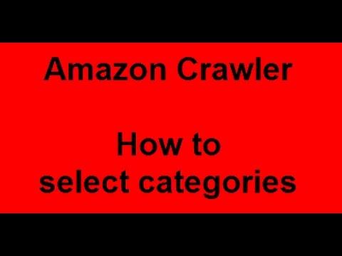 amazon web crawler