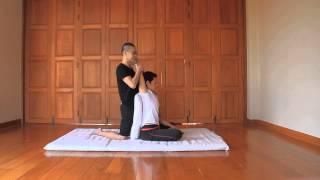 Cow Face I (Tête de vache I) - Reviewing Thai Massage Techniques with Kam Thye Chow