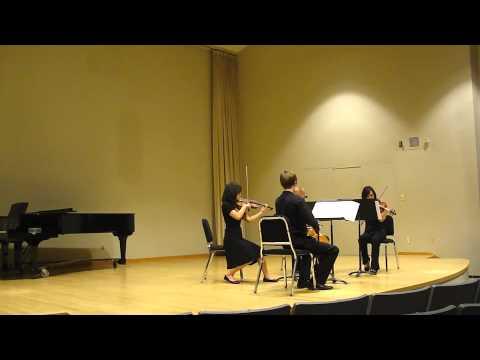 Variations for String Quartet---Nathan Hance