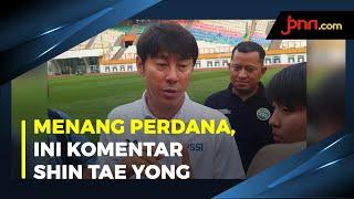 Timnas U-19 Taklukkan Qatar 2-1, Shin Tae Yong Beri Komentar Begini - JPNN.com