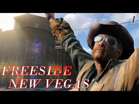 Fallout 4 Mods - East Side Story - Freeside! - Part 1