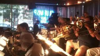 Blue Wisp Big Band with John Von Ohlen 7/14/10