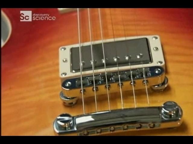 Как делают гитары -