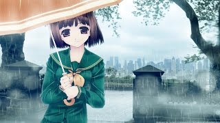 Sad Anime Piano Music - Rainy Day