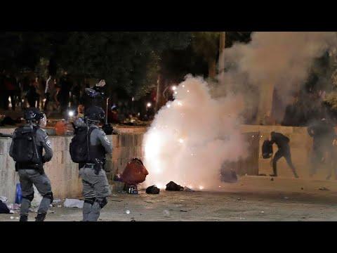 مناشدات أوروبية وأمريكية من أجل التهدئة ووقف التصعيد الأمني في القدس الشرقية المحتلة  - نشر قبل 1 ساعة