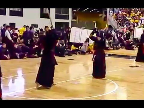 Kendo 2015 Nikkei Games Women's: Ai Jodan