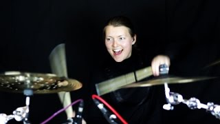 Katatonia - Consternation (Drum Cover by Amanda Dal)