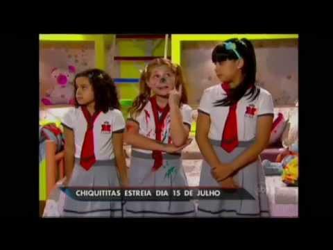 SBT Brasil   Entrevista com Vivi, a Chiquitita tem um sonho de ser modelo