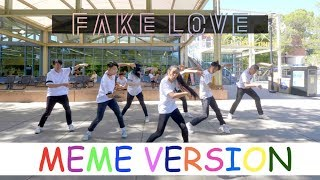 [K-pop in Public Challenge] BTS (방탄소년단) - FAKE LOVE Dance Cover by SoNE1