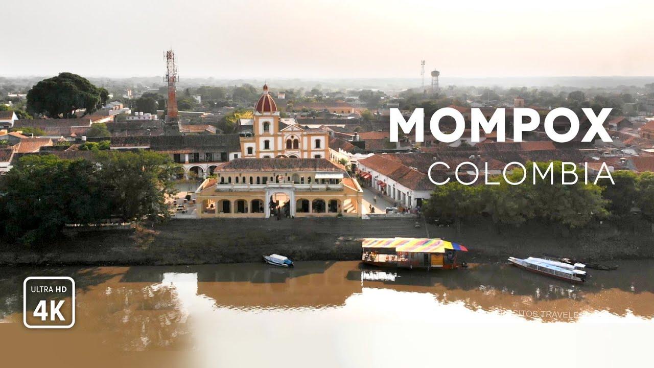 Mompox, Bolívar  2020  Turismo · Qué conocer en 2 días (4K)