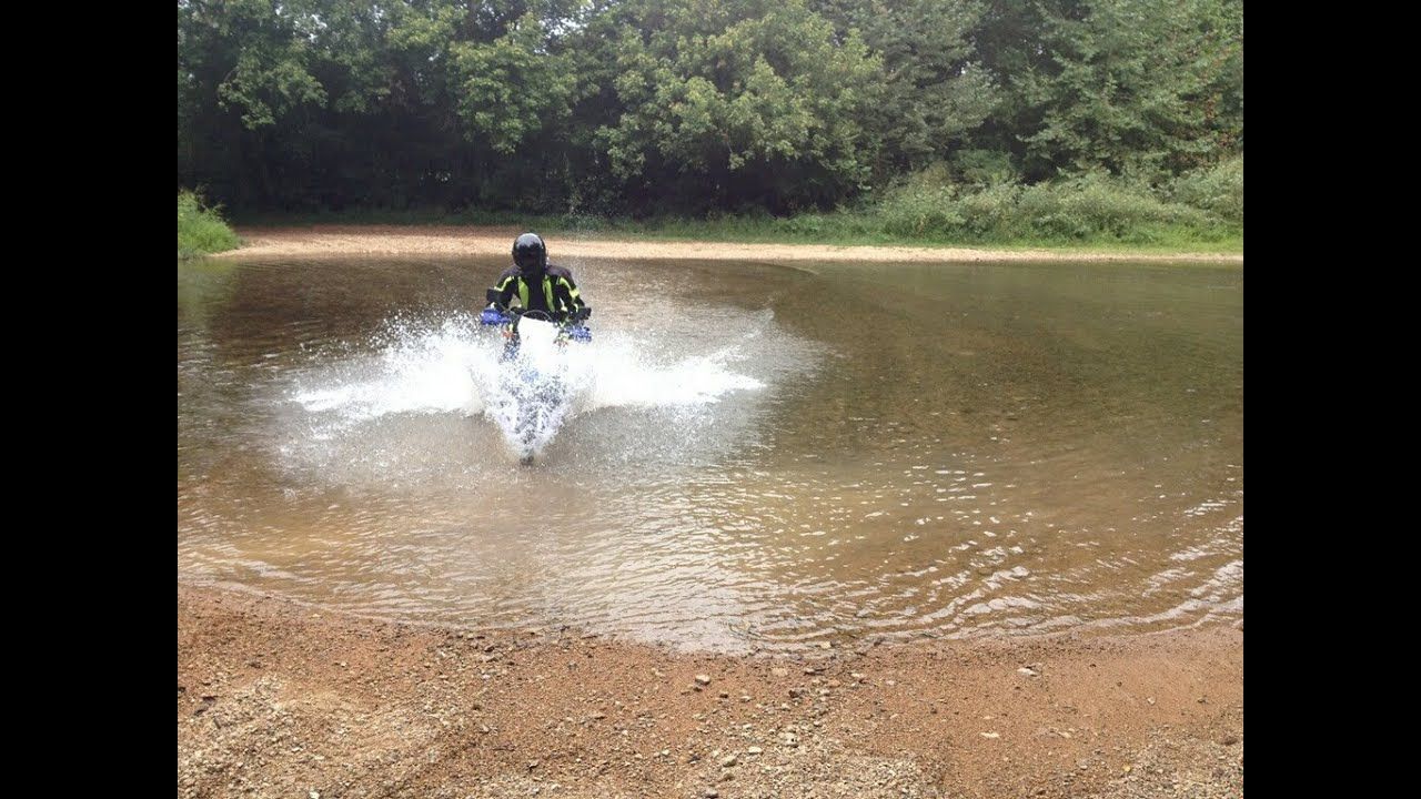 Water crossings on TN portion of Trans America Trail (TAT ...
