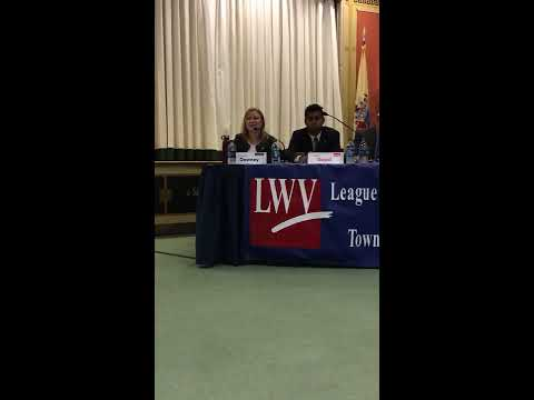 Candidate Forum- 11th Legislative District. 10-16-2017