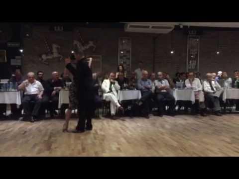 Naoko Hirai y Luis Alfredo Martinez en Cachirulo 8 de Abril 2017