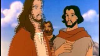 Animated Bible Story of John the Baptist On DVD