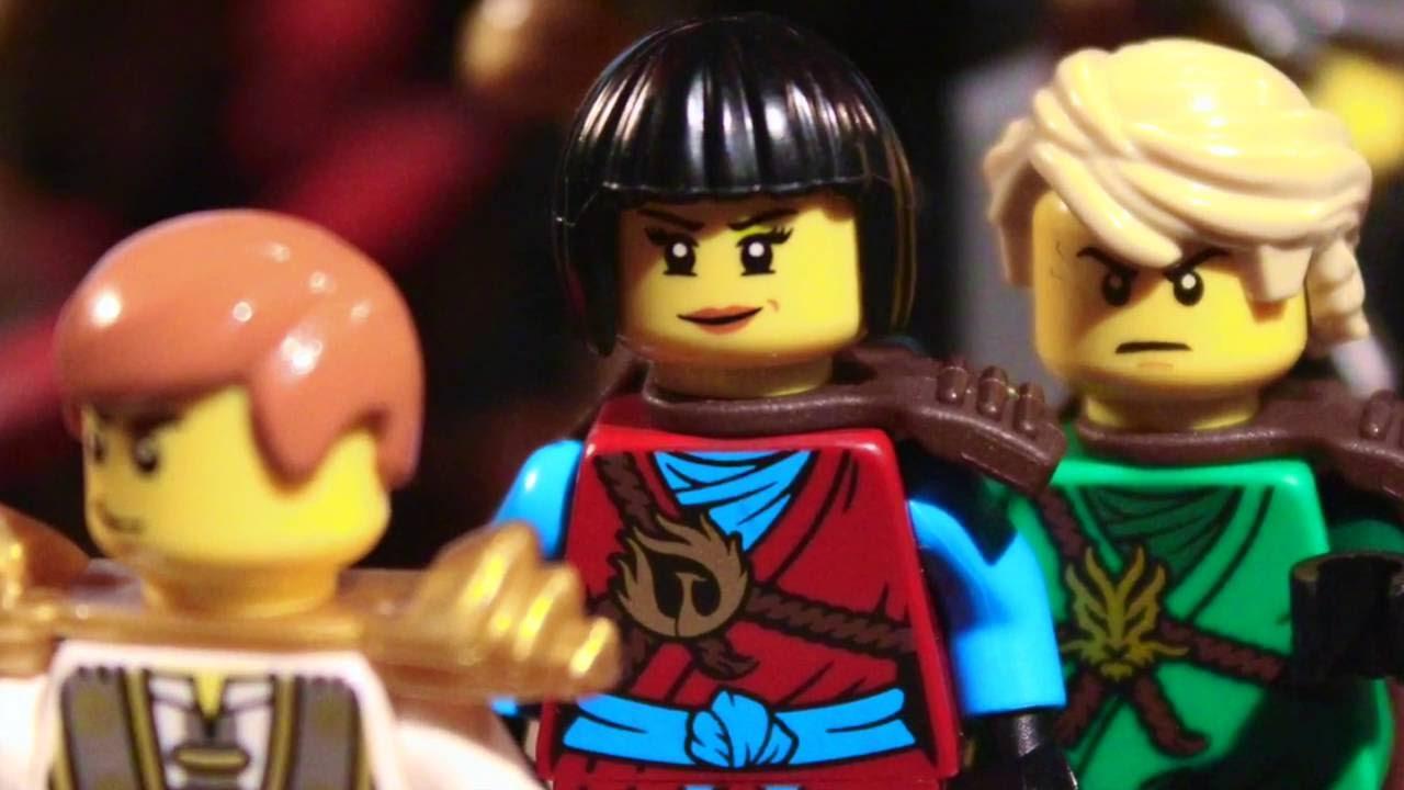 LEGO NINJAGO Realm Wars! Episode 4 - The Underworld!